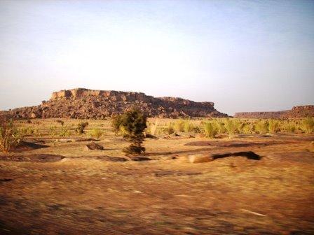 Mali - teel Bamakosse