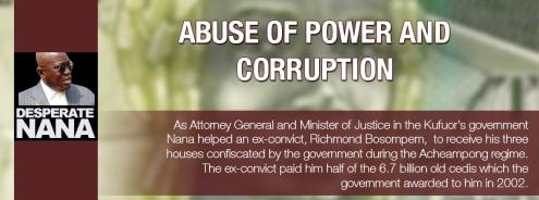 corrupnana