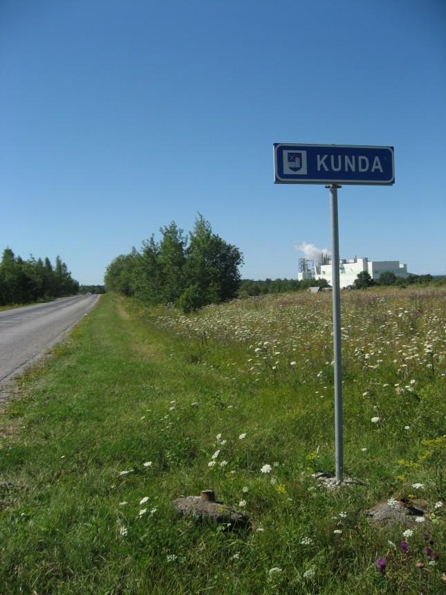 Kunda, alev, elu eestis, töökoht, maakoht,kodu, lapsed, kool,