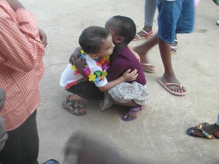 suur sünna, esimene pidu,lapse sünnipäev, Aafrika lapsed