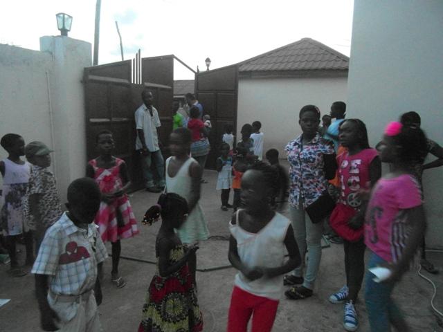 aafrika, lapsed, sünna, Silver, 2aastane, sünnipäeva pidu. Aafrika pidu,