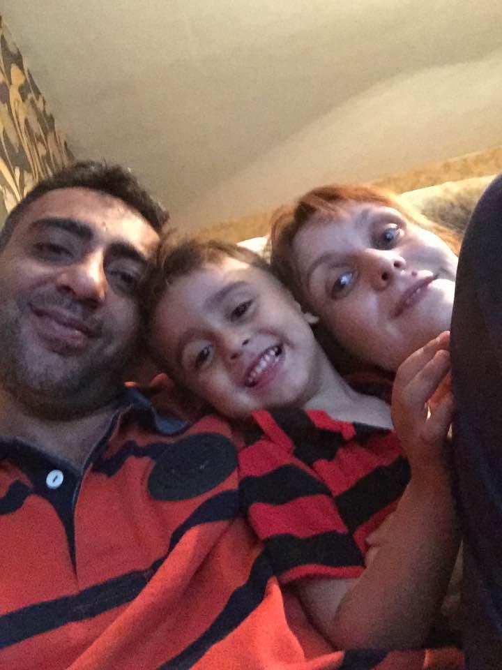 tagasi eestis, araablane eestis, pere koos